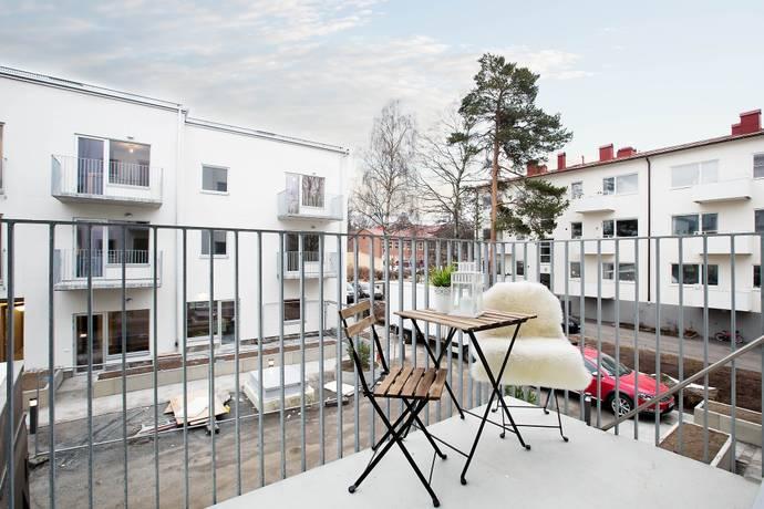 Bild: 2 rum bostadsrätt på Finn Malmgrens väg 4 C, Stockholms kommun Hammarbyhöjden