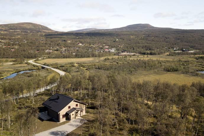 Bild: 5 rum fritidshus på Älgstigen 11, Härjedalens kommun