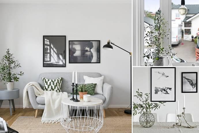 Bild: 4 rum bostadsrätt på Skansgatan 23, lgh 1101, Varbergs kommun Centrum