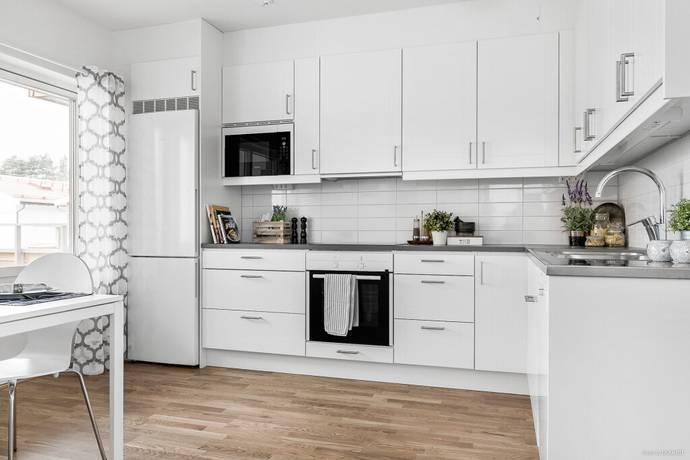 Bild: 2 rum bostadsrätt på Kasselgatan 1B, Västerås kommun Lillhamra