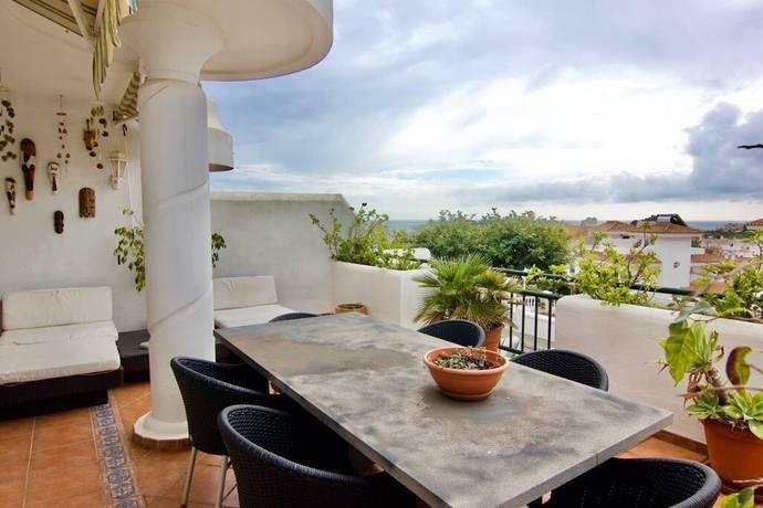 Bild: 4 rum radhus på Benalmadena/Costa del Sol, Spanien Benalmadena/Costa del Sol
