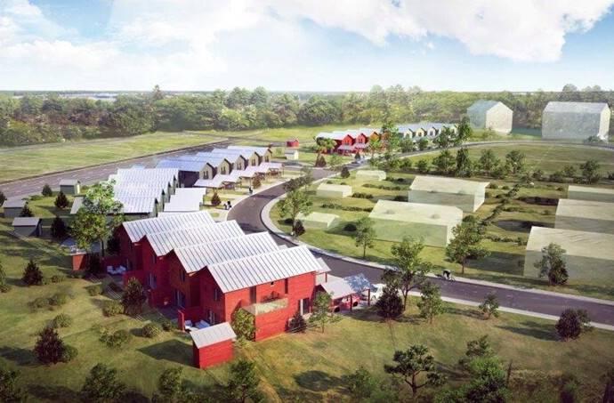 nyproduktion villa stockholm