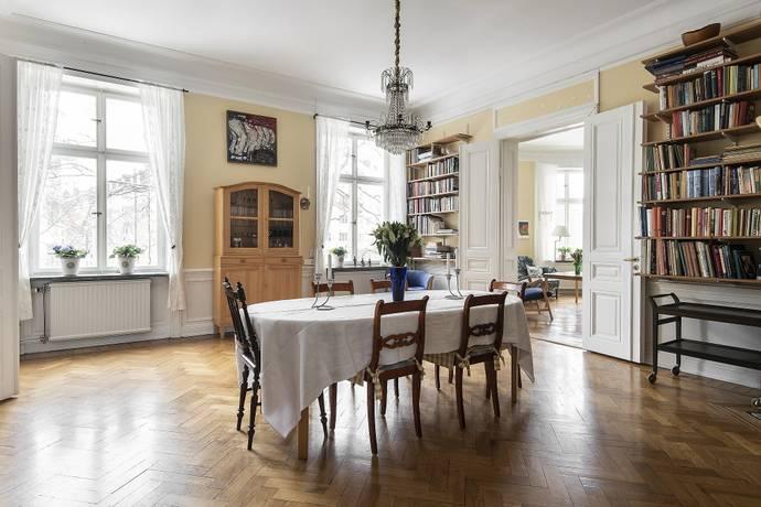 Bild: 4 rum bostadsrätt på Karlbergsvägen 69, 2tr, Stockholms kommun Birkastan - Vasastan