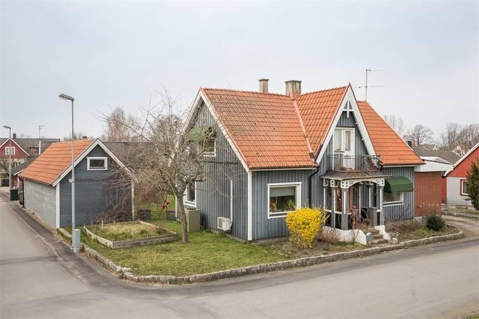 Bild: 6 rum villa på Bolinders väg 11, Kristianstads kommun Önnestad