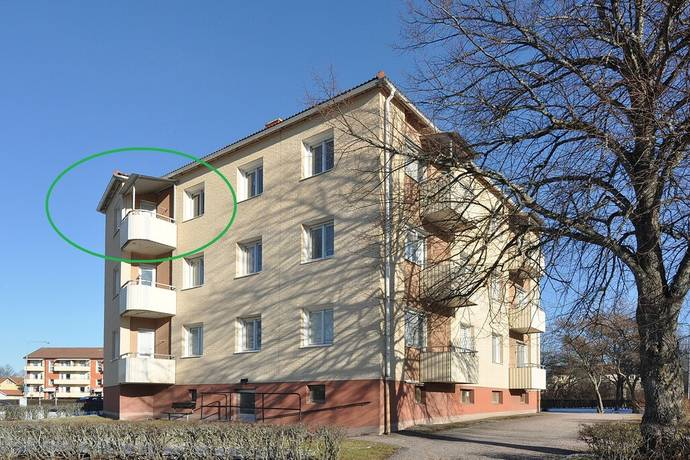 Bild: 2 rum bostadsrätt på Skaraborgsvägen 6, Kristinehamns kommun Skaraborgsvägen