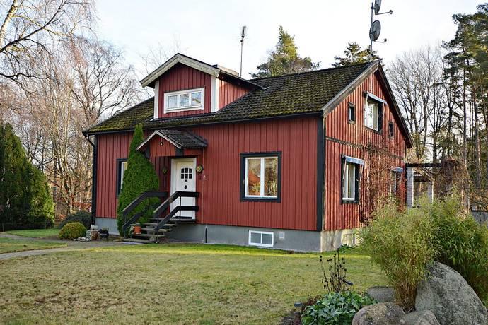Bild: 5 rum villa på Videungsvägen 3, Kalmar kommun Rinkabyholm