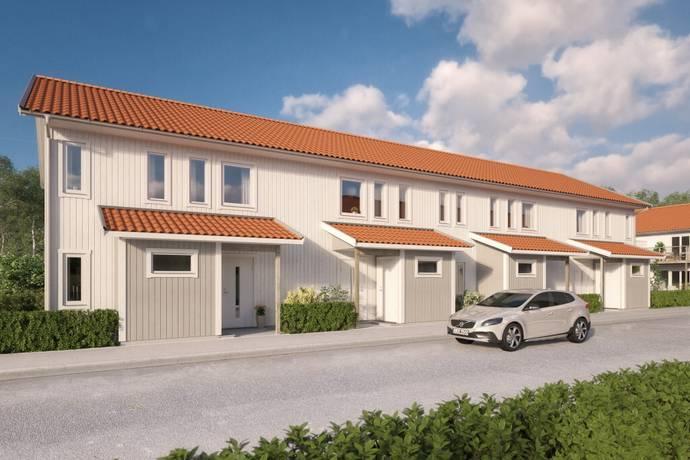 Bild: 4 rum bostadsrätt på Vilkmansgatan 1, Skövde kommun