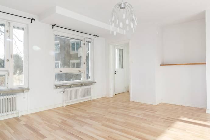 Bild: 1 rum bostadsrätt på Mårdstigen 4, Solna kommun Bergshamra