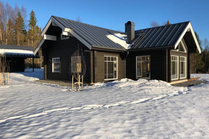 Bild: 4 rum villa på Kall 467, Åre kommun Kall