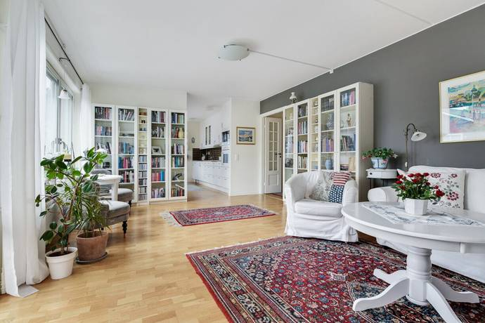 Bild: 3 rum bostadsrätt på Dalgårdsvägen 57, Stockholms kommun Enskededalen