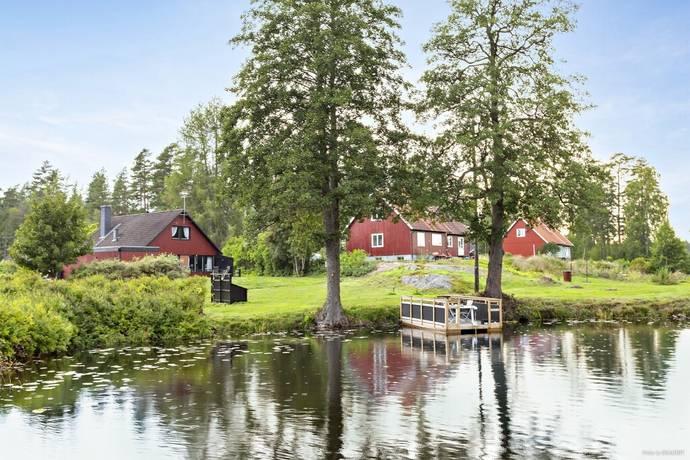 Bild: 4 rum villa på Björnhammars ågata 4, Hallsbergs kommun Björnhammar