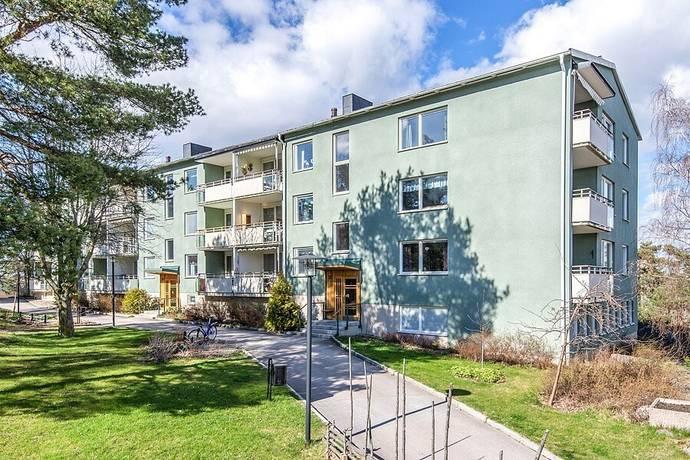 Bild: 4 rum bostadsrätt på Tullingebergsvägen 27, Botkyrka kommun Tullinge