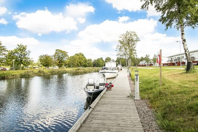 Bild: 3 rum bostadsrätt på Pråmkajen 27, Örebro kommun Centralt Öster