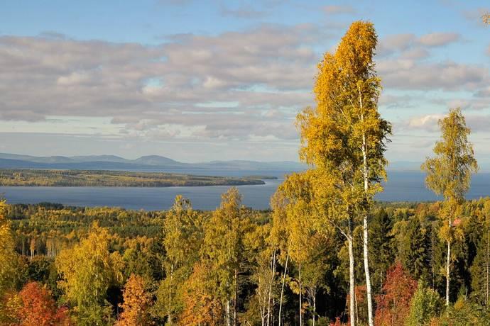 Bild: tomt på Plintsberg Vygattu 3, Leksands kommun