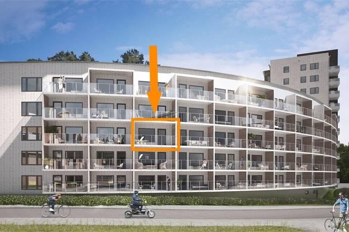 Bild: 2 rum bostadsrätt på Pressarvägen 27, Järfälla kommun Kallhäll