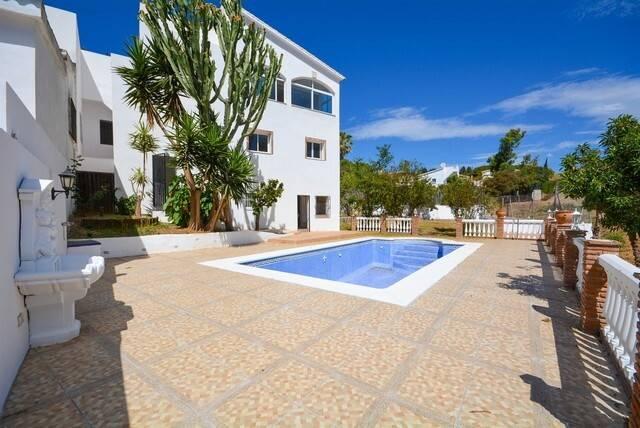 Bild: 6 rum villa på Trevlig nyrenoverade Villa i El Faro, Spanien Mijas Costa