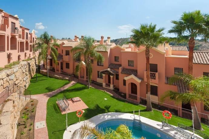 Bild: 4 rum villa på Costa del Sol, Estepona, Spanien