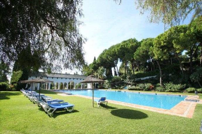 Bild: 3 rum bostadsrätt på Fin lägenhet på The Golden Mile, Spanien Marbella - The Golden Mile