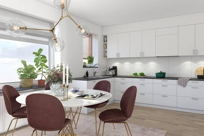 Bild: 4 rum bostadsrätt på Sågaregatan 11, Trollhättans kommun Tingvalla
