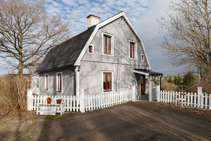 Bild: 4 rum villa på Hydinge Björkdala 1, Mjölby kommun