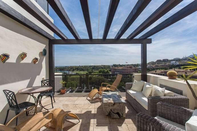 Bild: 3 rum bostadsrätt på Modern lägenhet med fantastisk vy i Los Flamingos!, Spanien Estepona - New Golden Mile