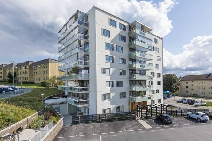 Bild: 3 rum bostadsrätt på Svenljungagatan 1, Borås kommun Trandared