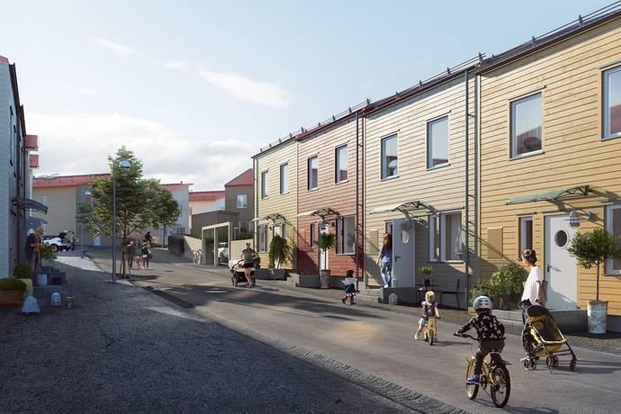 Bild: 5 rum villa på Tåbäcksvägen 47, Partille kommun Öjersjö