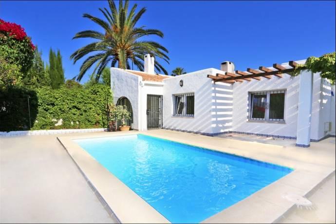 Bild: 4 rum villa på Villa, Mallorca - Sol de Mallorca, ES, Spanien Sol de Mallorca