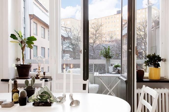 Bild: 2 rum bostadsrätt på Alströmergatan 32 A, 3 tr, Stockholms kommun Kungsholmen