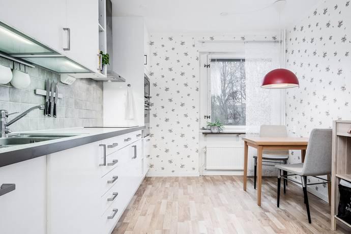 Bild: 2 rum bostadsrätt på Väpnargatan 5 A, Uppsala kommun Tunabackar