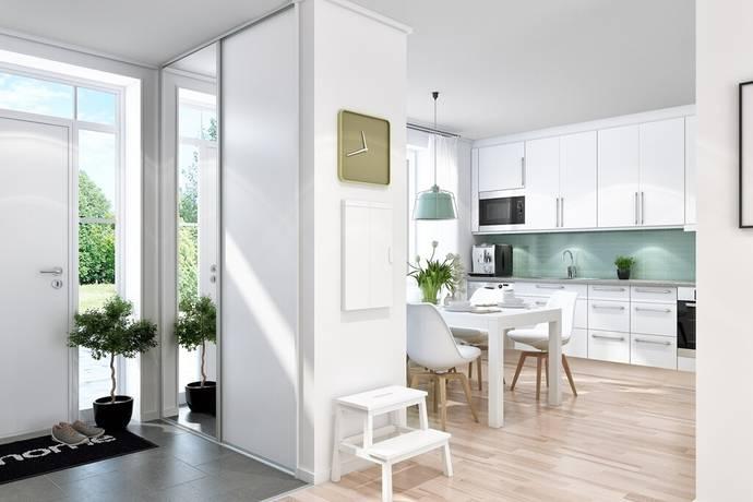 Bild: 5 rum bostadsrätt på Ellen Pohls väg 4A, Växjö kommun Vikaholm