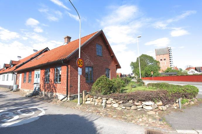 Bild: 4 rum villa på Missionsgatan 20, Kristianstads kommun Åhus