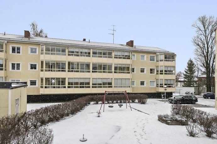 Bild: 2 rum bostadsrätt på Hagavägen 42, Borlänge kommun Hagalund