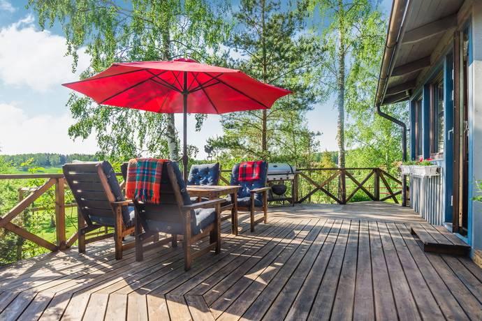 Bild: 3 rum villa på Vedbovägen Kärrbol 2, Flens kommun
