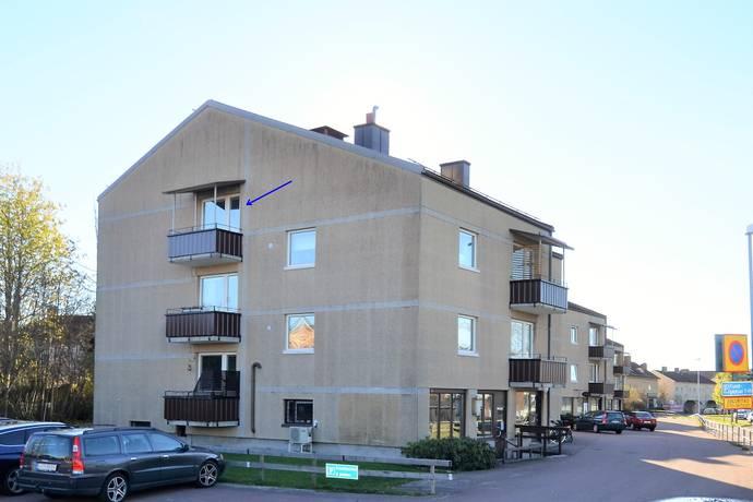 Bild: 2 rum bostadsrätt på Södra Ringvägen 37, Kristinehamns kommun Södermalm