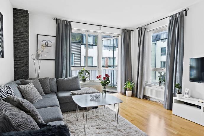 Bild: 2 rum bostadsrätt på Sadelmakarebyn 7 A, Malmö kommun Annestad