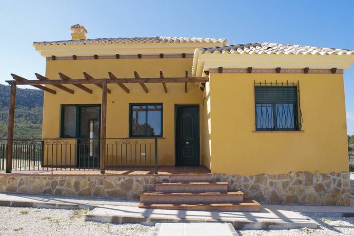 Bild: 3 rum villa på Vackra villor i bostadsområdet Calasparra, Spanien Calasparra - Costa Calida