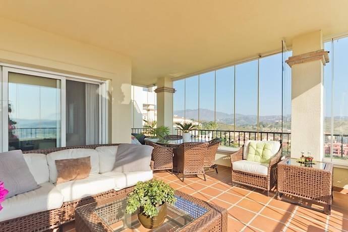 Bild: 4 rum bostadsrätt på LA CALA DE MIJAS- Fantastisk lägenhet med hörnläge!, Spanien Mijas Costa
