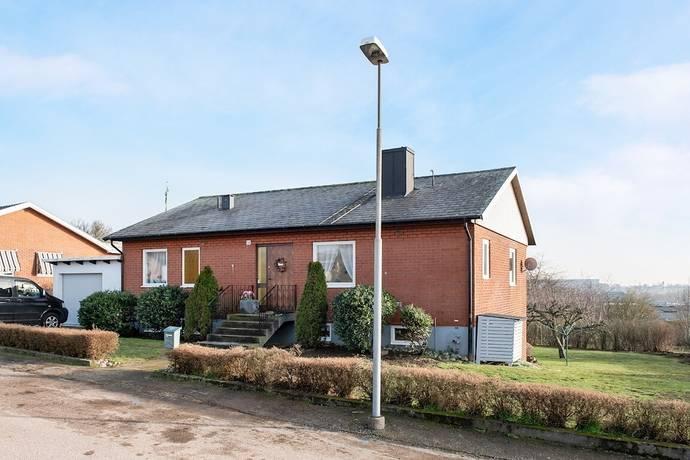 Bild: 5 rum villa på Industrivägen 14, Båstads kommun Grevie