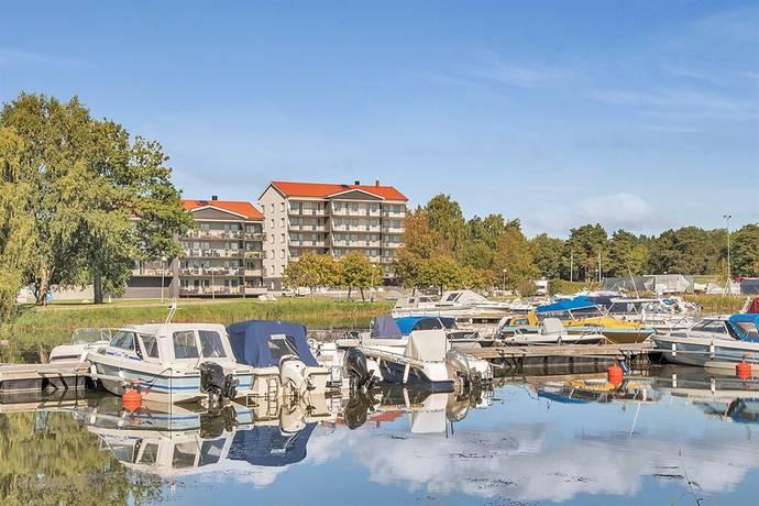 Bild: 4 rum bostadsrätt på Terrilörsgatan 5, lgh  A1401, Östhammars kommun Kvarteret Klacksär