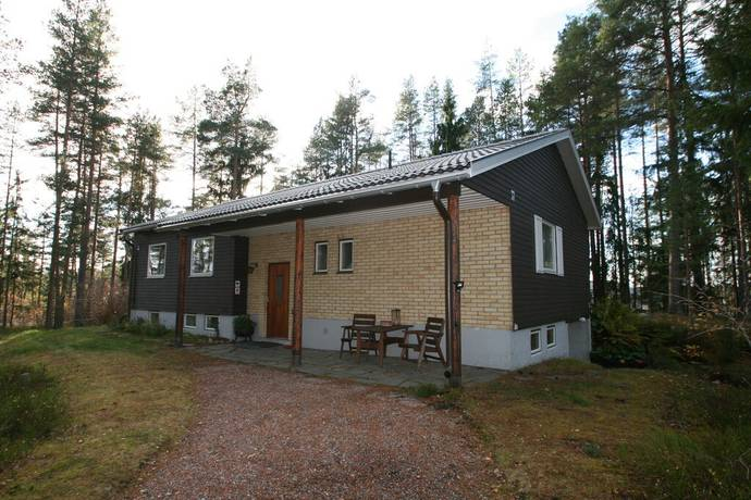 Bild: 4 rum villa på Tornvägen 1, Avesta kommun Horndal