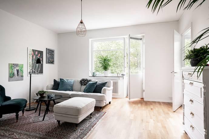 Bild: 2 rum bostadsrätt på Inteckningsvägen 13, Stockholms kommun Hägerstensåsen