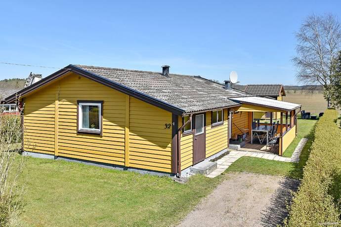 Bild: 3 rum villa på Ebbarps Stugby 32, Laholms kommun Skogaby