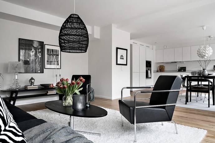 Bild: 3 rum bostadsrätt på Masthuggstorget 5, Göteborgs kommun Linné