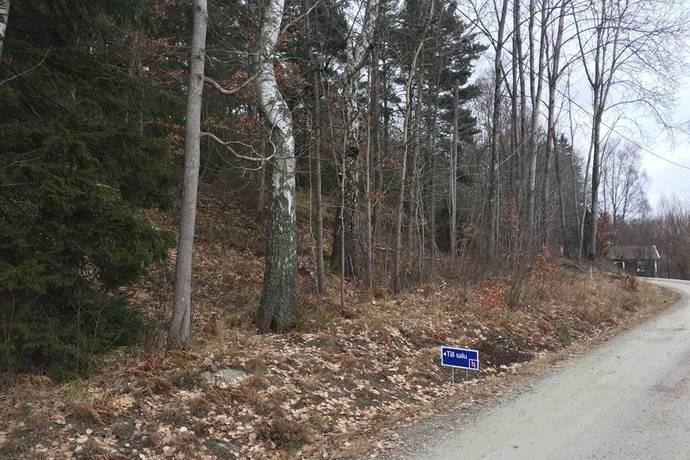 Bild: tomt på Hagvägen 8, Lerums kommun Lerum - Höjden