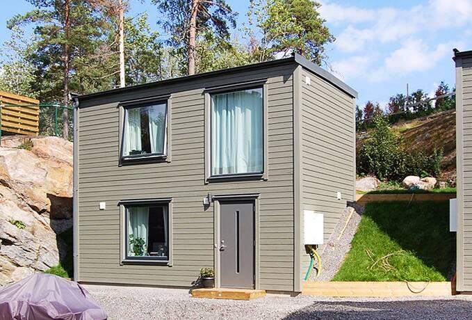 Bild från BRF Söderglimten - Skogskärrsvägen