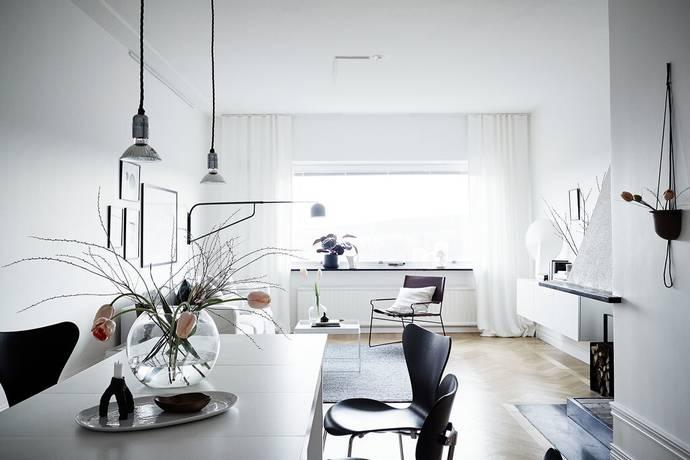 Bild: 3 rum bostadsrätt på Gyllenkrooksgatan 13, Göteborgs kommun Johanneberg