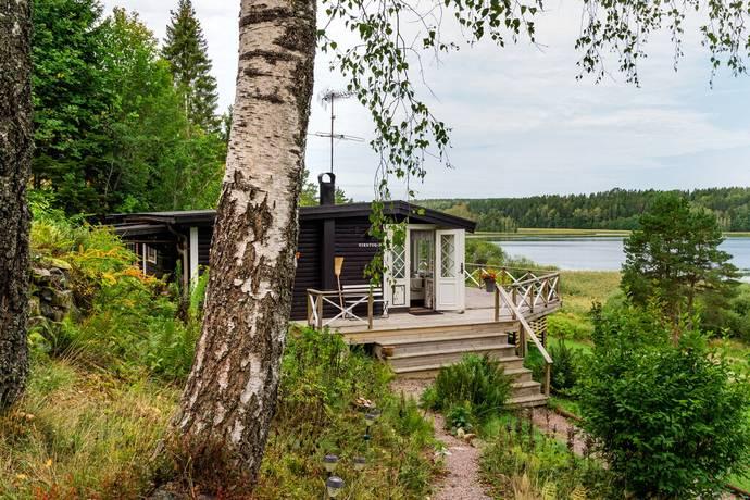 Bild: 3 rum fritidshus på Vikstugan 3, Nyköpings kommun Lästringe Vikstugan