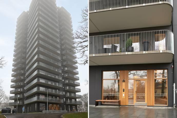 Bild: 3 rum bostadsrätt på Kungsgatan 40, Växjö kommun Centrum