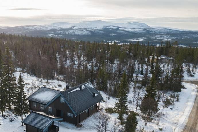 Bild: 6 rum fritidshus på Uppvallen Fjällripan 1, Härjedalens kommun